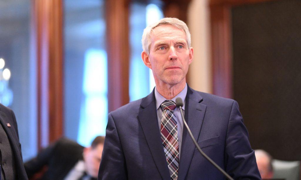 Illinois State Rep Brad Halbrook